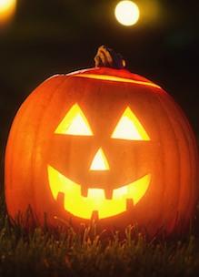 Halloween-lantaarn