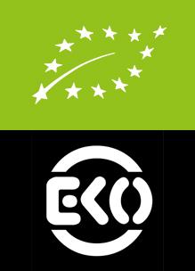 Europees biologisch logo en eko logo Nederland