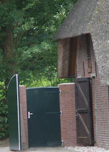 Erf biologische boerderij Boshoeve Sprankenhof