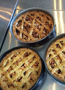 Verse appeltaart met biologische ingrediënten dagelijks verse taart en koekjes bij Sprankenhof Udenhout Tilburg