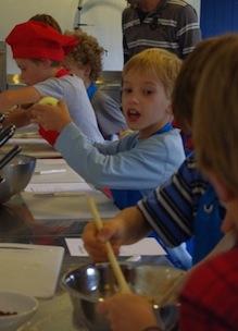 kokkerellen bij Sprankenhof